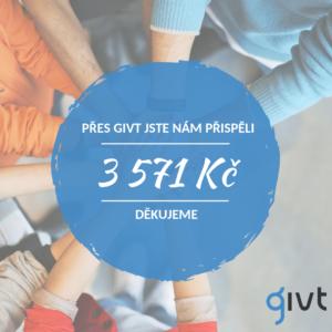 GIVT částka 3/2019