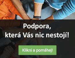 Podpořte nás nákupem v e-shopech