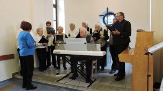 Jamáček zazpíval v Klatovech