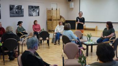 Klub pohádkových čtecích babiček a dědečků