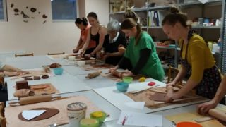 Dárek pro dobrovolníky - tvořivá dílna