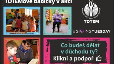Děkujeme! Na projekt Babičky v akci jste přispěli více jak 30.000 korun.