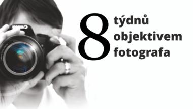 Zahajujeme nový fotoprojekt. Fotíte rádi? Připojte se.